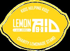 LemonAid kids helping kids charity lemonade stand, courtesy of LemonAid.com.