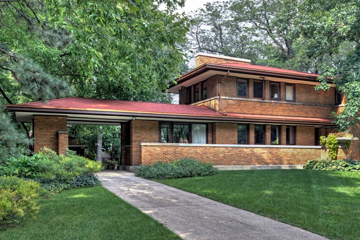 Wright Plus Housewalk Gives Glimpse Into Private Flw