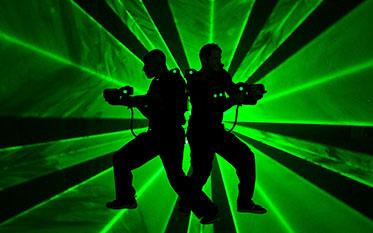 Extreme Combat Laser Tag comes to Oak Park - Around Oak Park