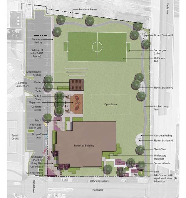 Warriors Path State Park Pennsylvania: $6 Million Roos Rec Center In Forest Park Set For Late May